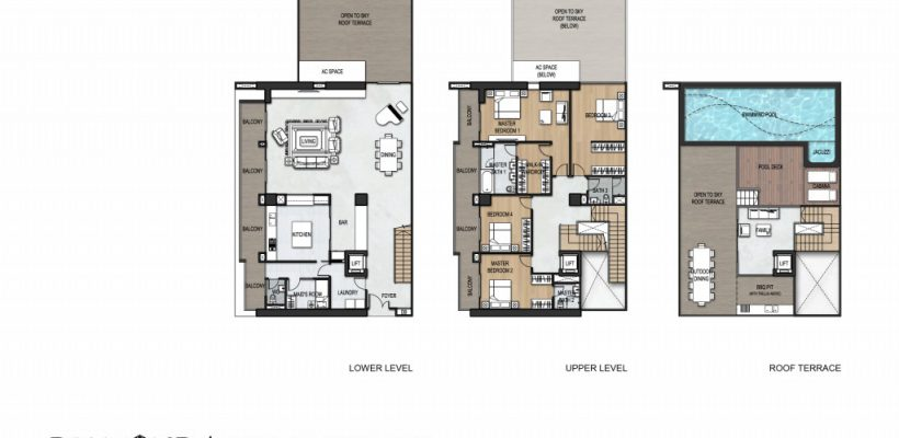 Unit Type Penthouse Unit 02