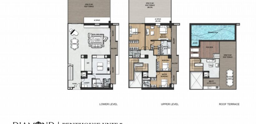 Unit Type Penthouse Unit 07