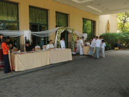 Sales Launch (Sedona Hotel - Manadalay)