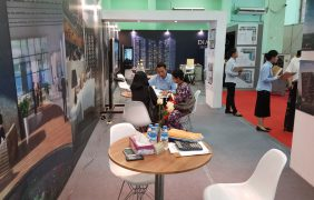 Property Exhibition at Tatmadaw Hall